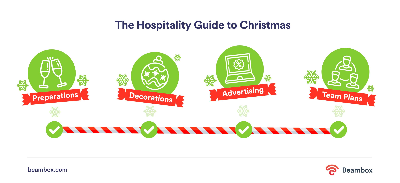hospitality guide to christmas