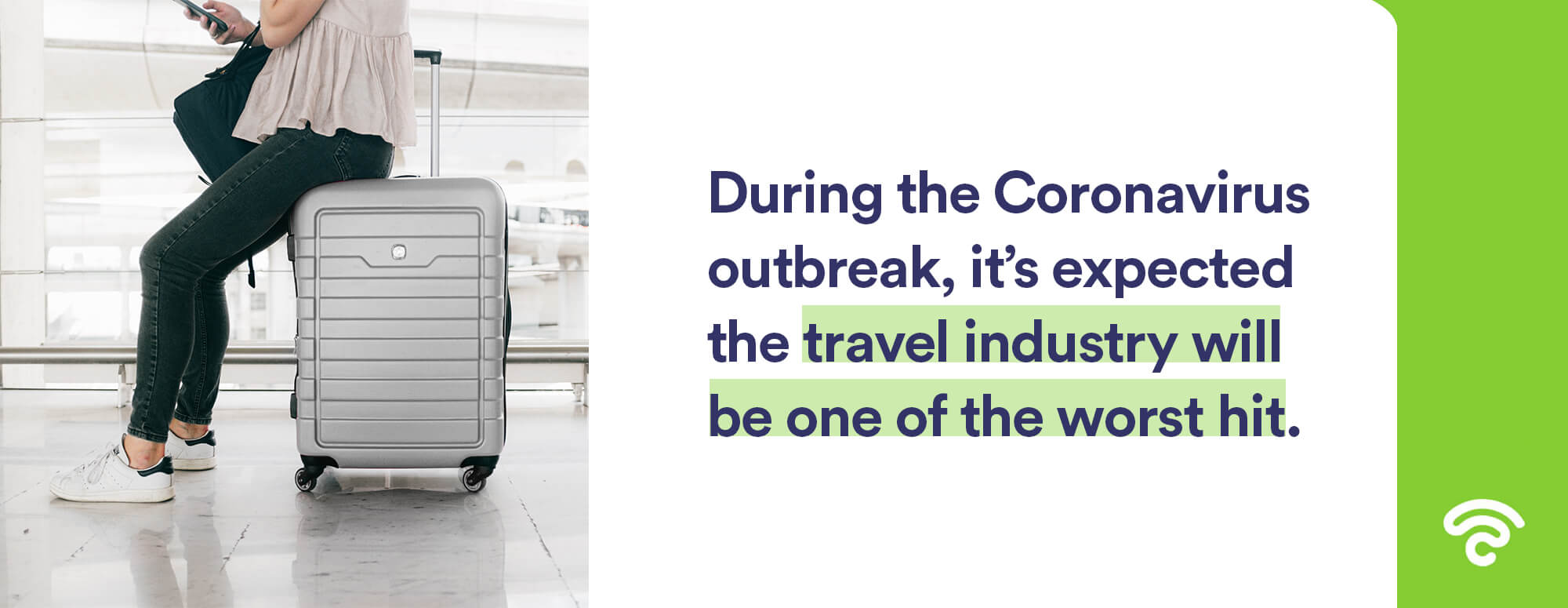 Coronavirus impact on travel