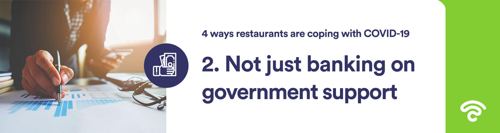 restaurant covid-19 government support