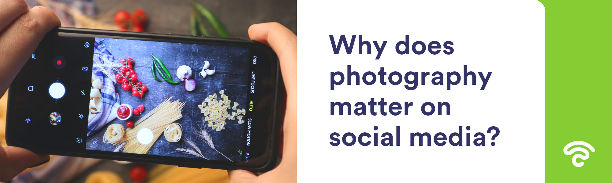 why do photos matter for social media