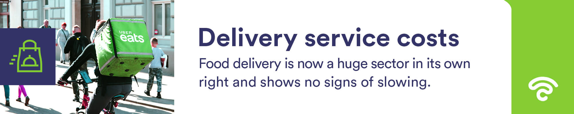 food delivery service costs