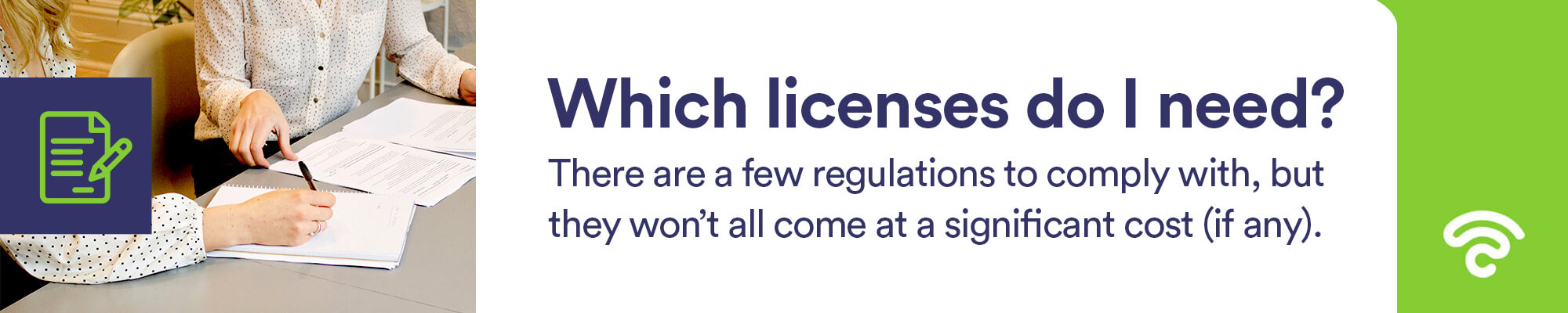 which restaurant licenses
