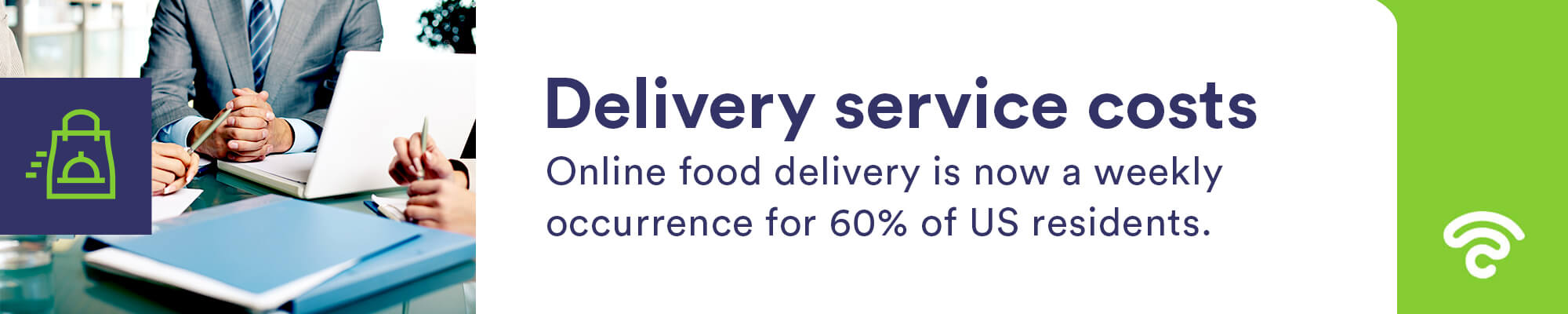 how much does food delivery cost