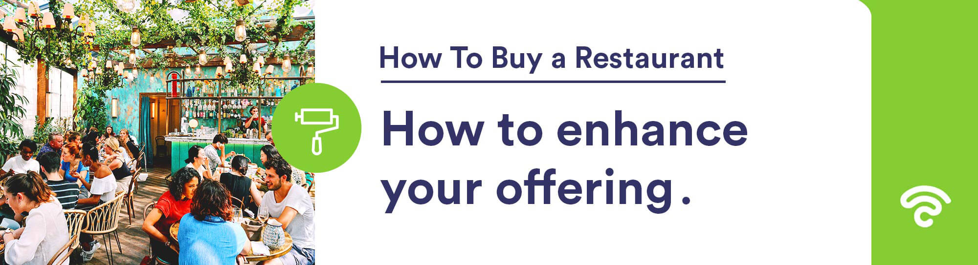 how to enhance restaurant offering