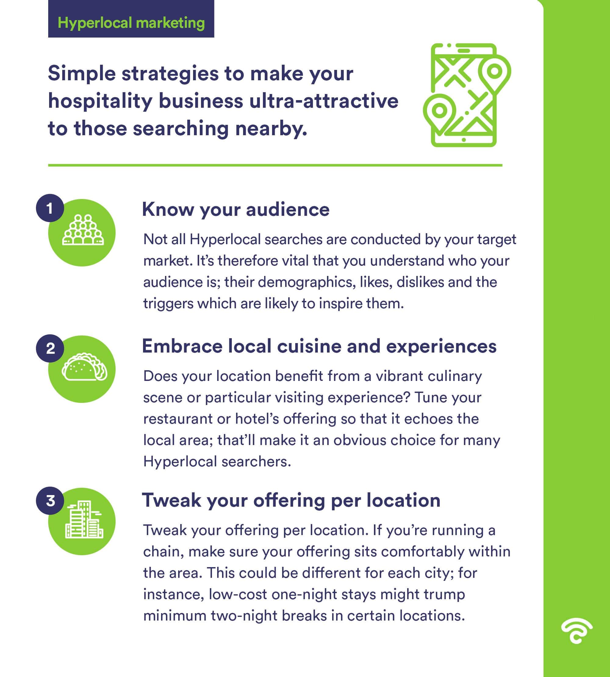 hyperlocal marketing strategies