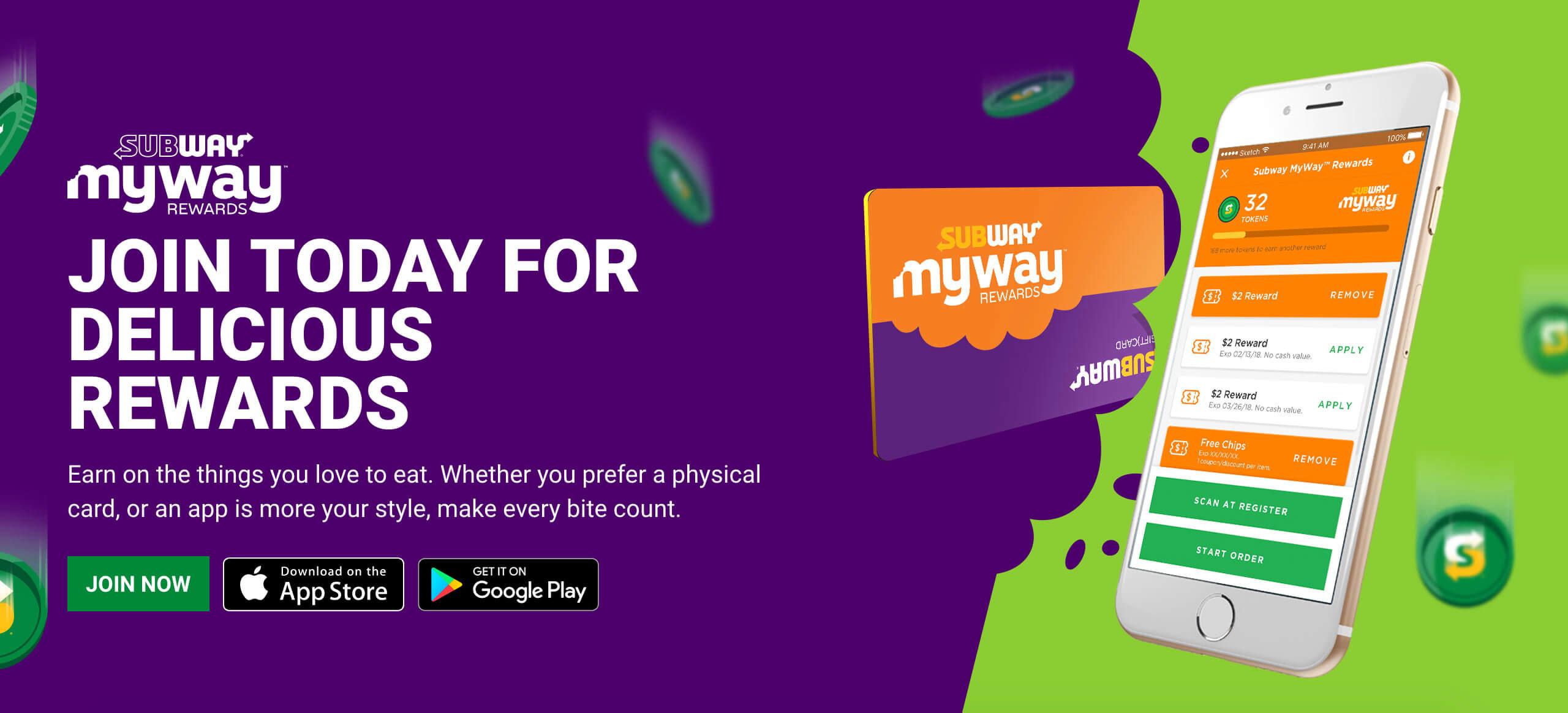 Subway MyWay